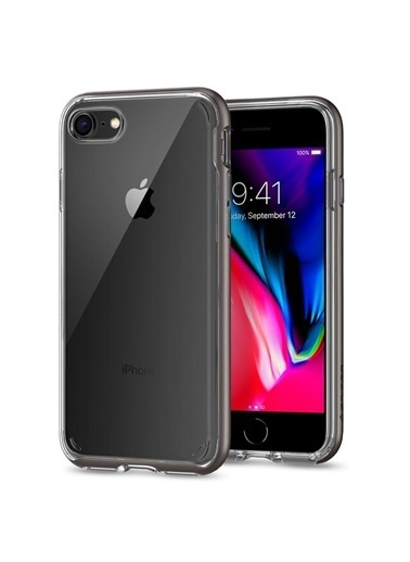 Spigen iPhone SE 2020 / iPhone 8/7 Uyumlu Kılıf, Neo Hybrid Crystal 2 Renkli